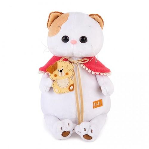 Кошечка Ли Ли с собачкой